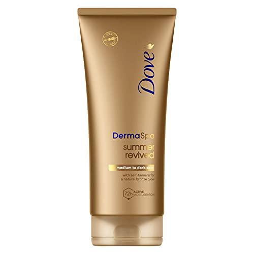 Dove Lotion Summer Revive Dark 200 ml