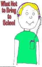 #61 School Poster