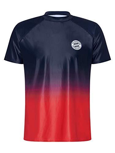 FC Bayern München Schwimmshirt Logo Navy, XL