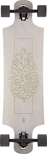 Unbekannt Unisex-Adult White Oak Landyachtz Drop Hammer, 38