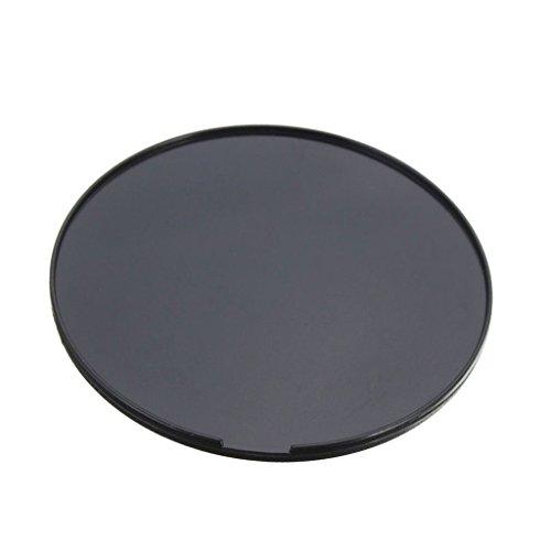 Adapter Platte Connector 72mm selbstklebend - Befestigungsscheibe für das Armaturenbrett zB für HR Hälse mit Sauger/Navigon Autohalterungen mit Saugnapf