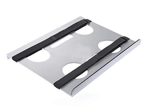 Infuu Holders 013 Laptopplatte Metall Alu 320x230 Silber 1/4