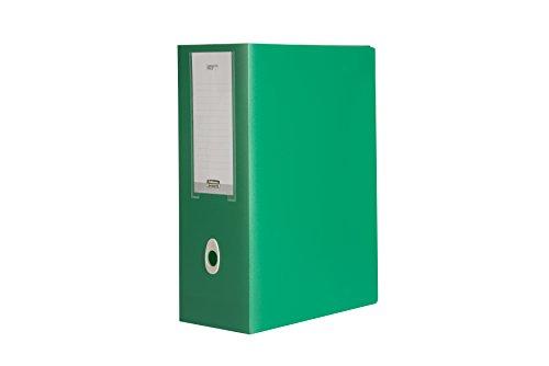 Fellowes Scatola Progetto Plus Dorso, 10 cm, Verde