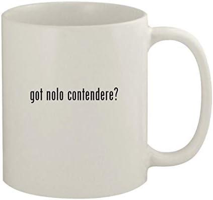 got nolo contendere 11oz Ceramic White Coffee Mug White product image