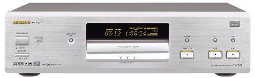 Onkyo DV-S939 DVD-Player Silber
