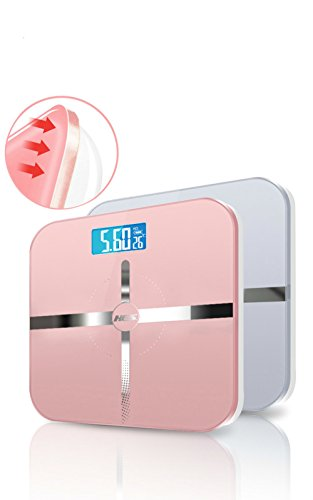 Pour des effets de pesée électronique Poids pesant pour le corps humain Poids précis Adulte Sain perte de poids avec un poids de balance électronique femelle