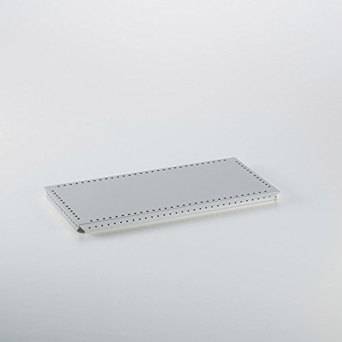 Métal élément zwisch entablar pour USM Haller 350 x 350 Gris clair RAL 7035