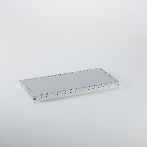 Swissmobilia Innentablar für USM Haller RAL 7035 Lichtgrau, Metallelement, Diverse Systemmaßen, Systemmaß:350x350