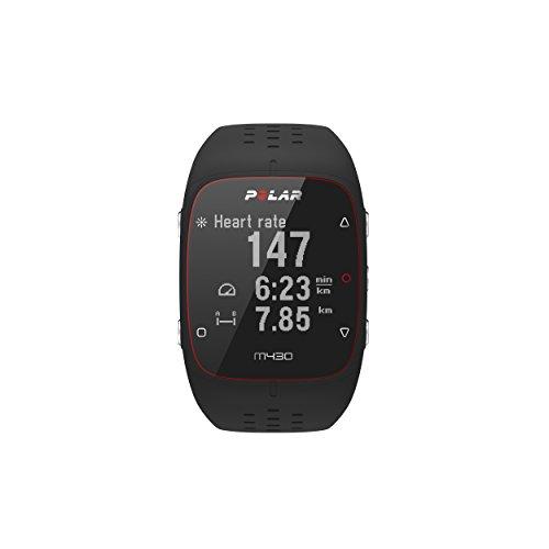 POLAR(ポラール)POLARM430ブラックS防水GPSランニングウォッチ心拍マラソン【日本正規品】90080281