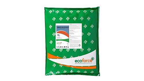 CULTIVERS Fertilizante - Abono de Calcio Ecológico de 5 kg, 100% Soluble. Calcio de Alta concentración para Todo Tipo de Plantas, árboles, frutales y Verduras. Force Calcio Eco