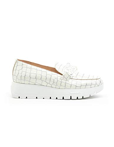 Zapato - WONDERS A-2405- Blanco, 41