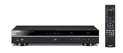 Yamaha BD-S681 Blu-ray-Player schwarz