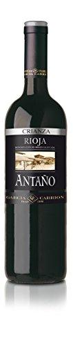 Antaño Crianza D.O Rioja. Vino Tinto - 750 ml