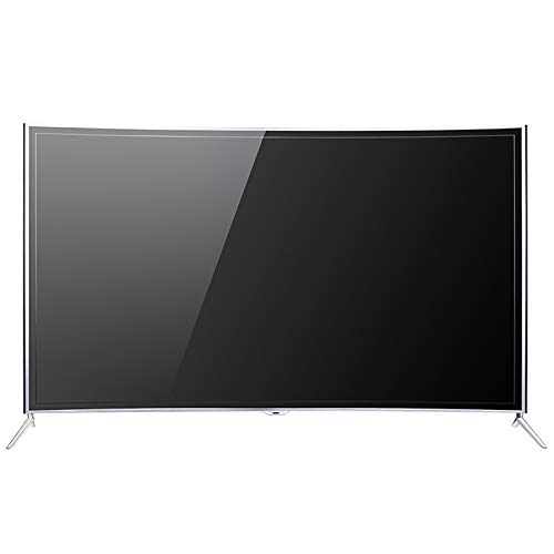 LHONG HD LED Smart TV 4K Televisión por Internet WiFi Incorporado, proyección de teléfono móvil, Alto Rendimiento, interfaces ricas