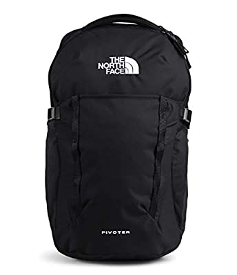 The North Face Pivoter Backpack Tnf Black One Size