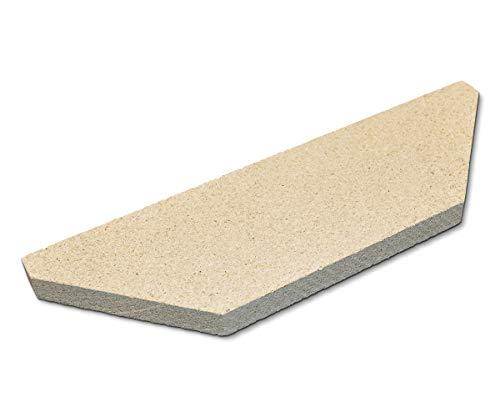 Zugumlenkung oben für Fireplace Alicante Kaminöfen - Vermiculite - Passgenaues Kaminofen Ersatzteil