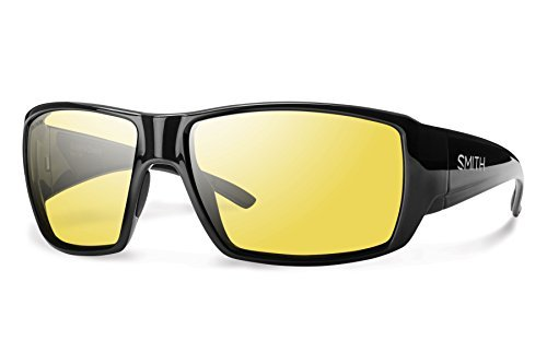 Smith Guide's Choice Sunglasses Black/Polarized Low Light Ignitor