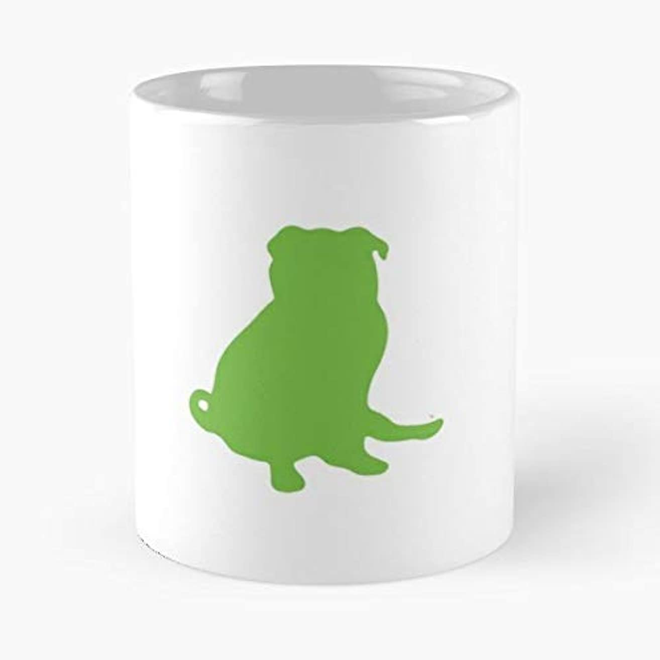Pug Housegrub Beer Coffee Mugs Unique Ceramic Novelty Cup
