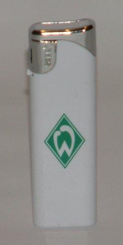 SV wERDER bREMEN blanc s-briquet rechargeable «nouvelle»