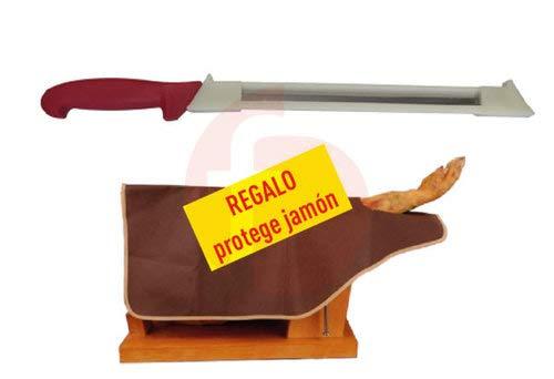 AURELIO GARCIA OJEDA 811350 Cuchillo + Protector JAMONERO