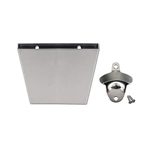 LKHF Caja montada en la pared durable del casquillo de la botella del acero inoxidable del colector del casquillo con el
