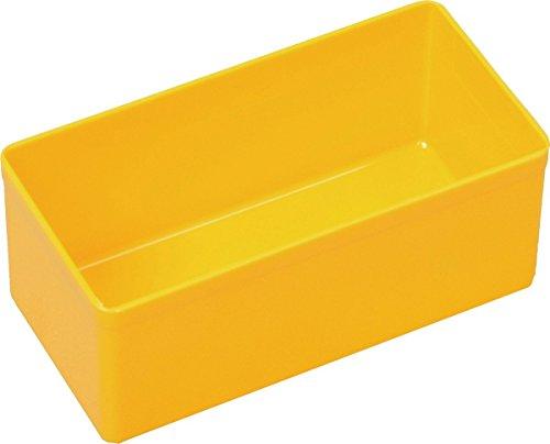 Allit Einsatzbox EuroPlus 45/2 gelb
