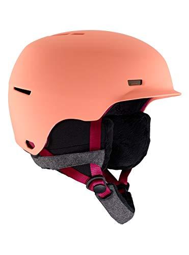 Anon Damen Raven Snowboard Helm, Coral, S