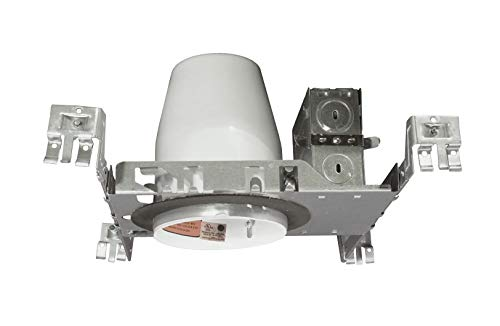 NICOR Lighting 3 inch Universal Low-Voltage Housing for New Construction Applications (13000)