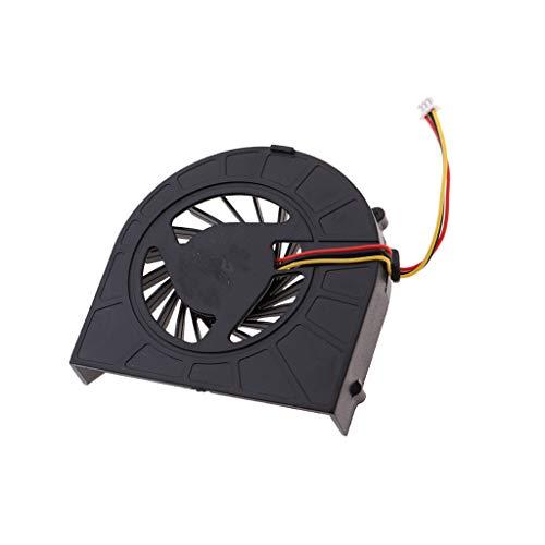 IPOTCH Enfriador de Ventilador de Refrigeración de CPU para Inspiron 15R N5010 M5010