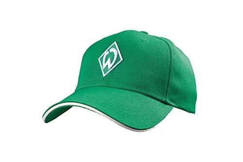 SV Werder Bremen Basecap Raute, Cap, Schildmütze, Kappe - Plus Lesezeichen I Love Bremen