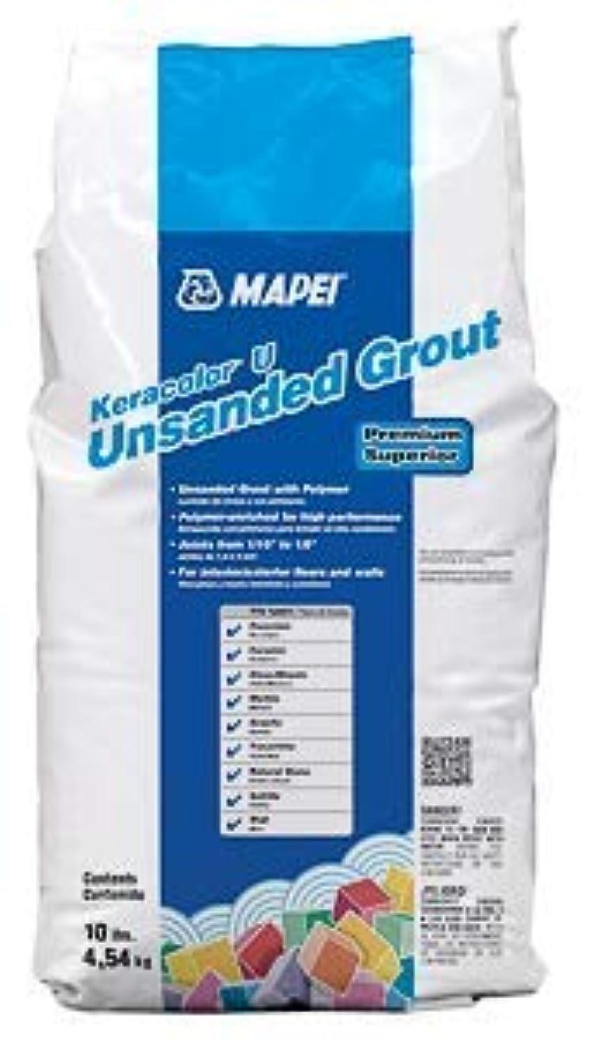 MAPEI Keracolor U UnSanded Powder Grout - 10LB/Bag - Premium Superior (00 White)