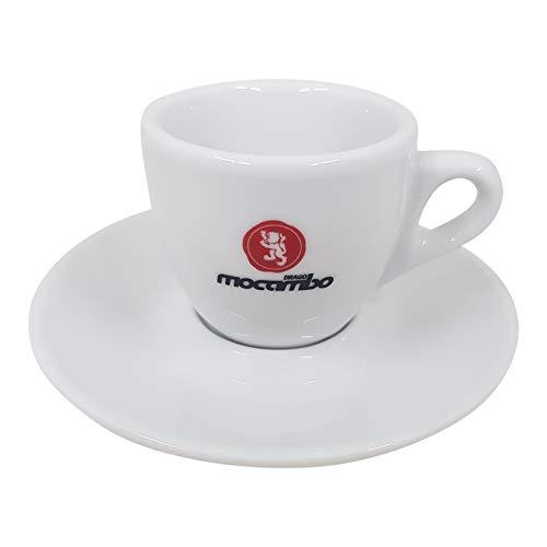 Mocambo Caffe Espressotasse mit Unterteller