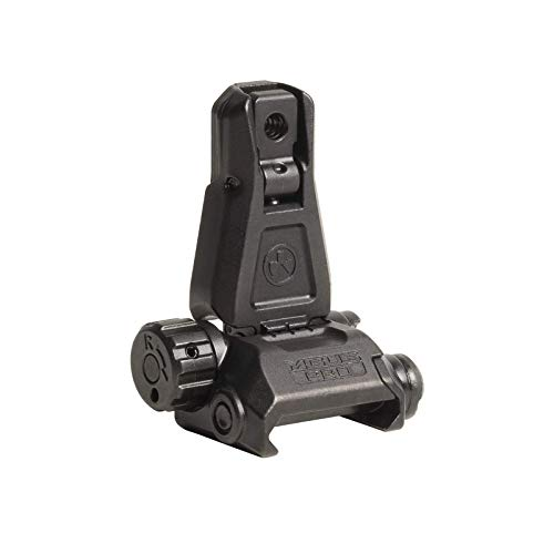 Magpul MBUS PRO Steel Backup Sights, Rear Sight