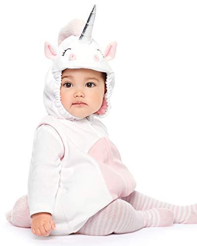 Carter's Baby Halloween Costume (Little Unicorn, Pink, Size 12 Months