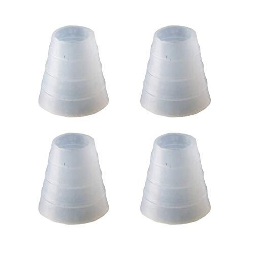 Shisha Schlauchdichtung Set passend für die meisten Schläuche (4-Stück Groß)