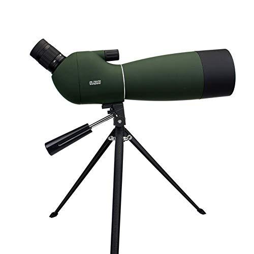 Learn More About DJG 25-75X70mm Binoculars, 28 Continuous Zoom Telescope BK7 Prism MC Waterproof Hun...