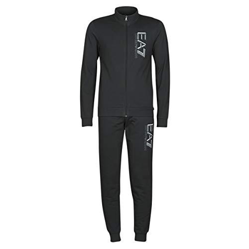 Emporio Armani EA7 Train Visibility M T-Suit Jogging & Sportbekleidung Hommes Schwarz - S - Jogginganzüge