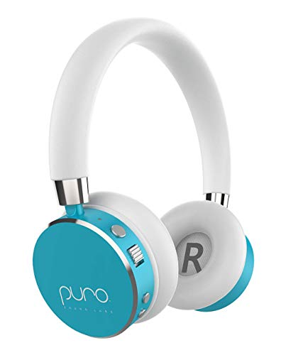 Product Image of the Puro Sound Labs BT2200s Volume Limited Kids' Bluetooth Headphones – Safer...