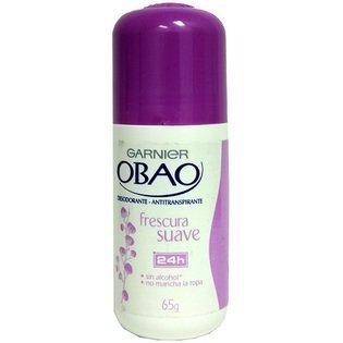 Obao Roll On Soft Fresh Deodorant 2.2 oz (Pack of 3)