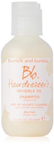 Bumble and Bumble Cleanse & Condition Extra Care Hairdresser's Invisible Oil Shampoo Shampooing Cheveux lisses/doux 60ml