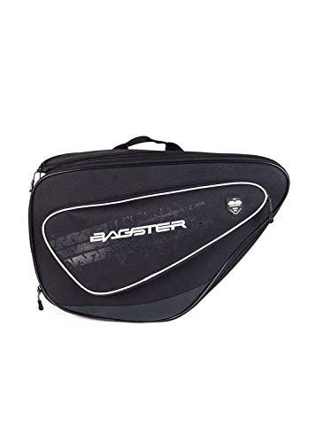Bagster Tasche Rival Schwarz Grau XSC038