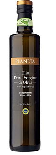 Biancolilla Natives Olivenöl extra Denocciolato Sicilia I.G.P 2 Fl x 0,50 l. - Planeta
