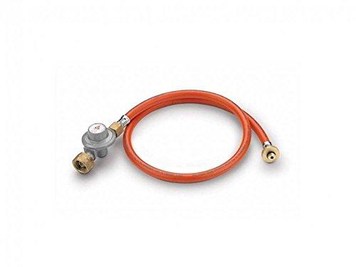 Weber Adapter Kit 3 in 1 Gasleitung und Druck, schwarz, 25 x 26 x 8 cm, 8486