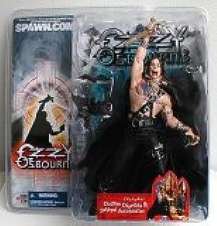 Amazon com: McFarlane - Ozzy Osbourne Action Figure w/custom diorama
