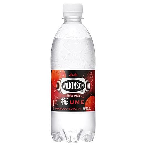 アサヒ飲料 ウィルキンソン タンサン ウメ 500mlペットボトル×24本入