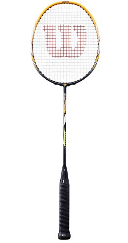 Wilson Recon P1600 Badminton Racquet (4U,G5) Prestrung