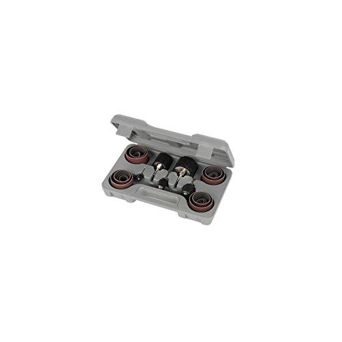 Silverline 726040Drum Schleifen Kit–25Stück, Körnung 80, 726040