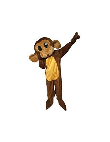 DISBACANAL Mascota Mono