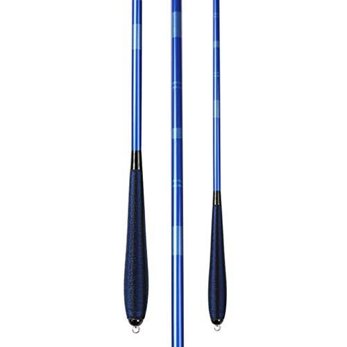 xinxinchaoshi Conjunto de caña de Pescar Mano de Pesca Rod Ultra-luz Ultra-Fino Ultra-Duro de la Pesca de Crucian Barra telescópica Mano de Rod TelescóPica CañA De Pescar (Size : 2.7meters)