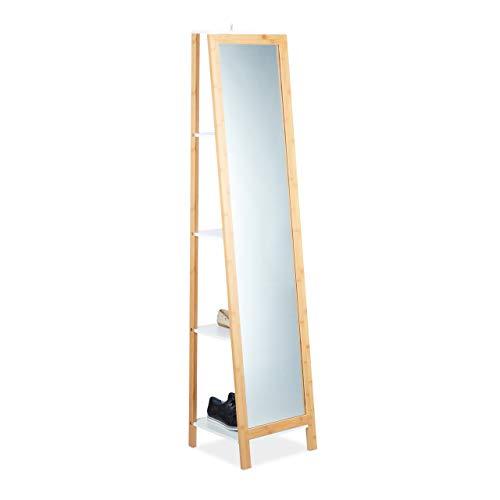 Espejos De Pie Para Dormitorio 170 espejos de pie  Marca Relaxdays